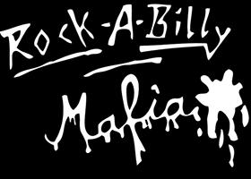 Das Logo der Rockabilly Mafia