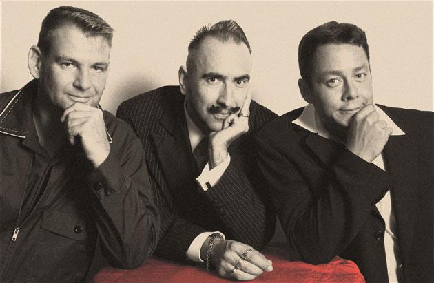 Bandfoto der Rockabilly Mafia